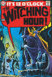 Cover of Showcase Presents: The Witch Hour volume 1