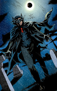 Batman by Ryan Sook from The Return of Bruce Wayne #5