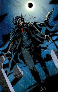 Batman by Ryan Sook from The Return of Bruce Wayne #5