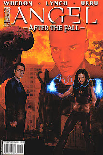 Cover A of Angel: After The Fall #7 from IDW