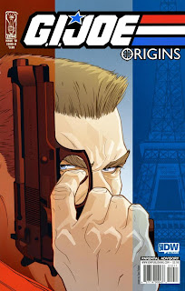 Cover A of G.I. Joe: Origins #10 from IDW