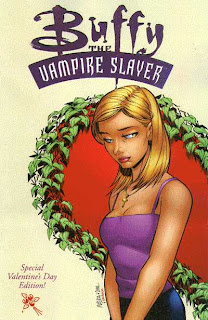 Cover of Buffy The Vampire Slayer #17 from Dark Horse