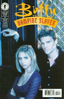 Cover of Buffy The Vampire Slayer #20 from Dark Horse
