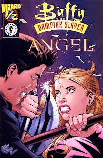 Cover of Buffy The Vampire Slaver/Angel #1/2 from Dark Horse