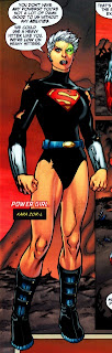 Future Power Girl from Justice League: Generation Lost #14
