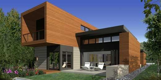 Michelle kaufmann designs breezehouse sidebreeze Michelle kaufmann designs blu homes