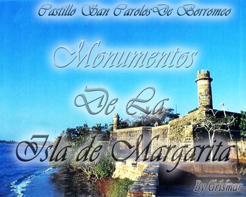 Margarita y sus Monumentos