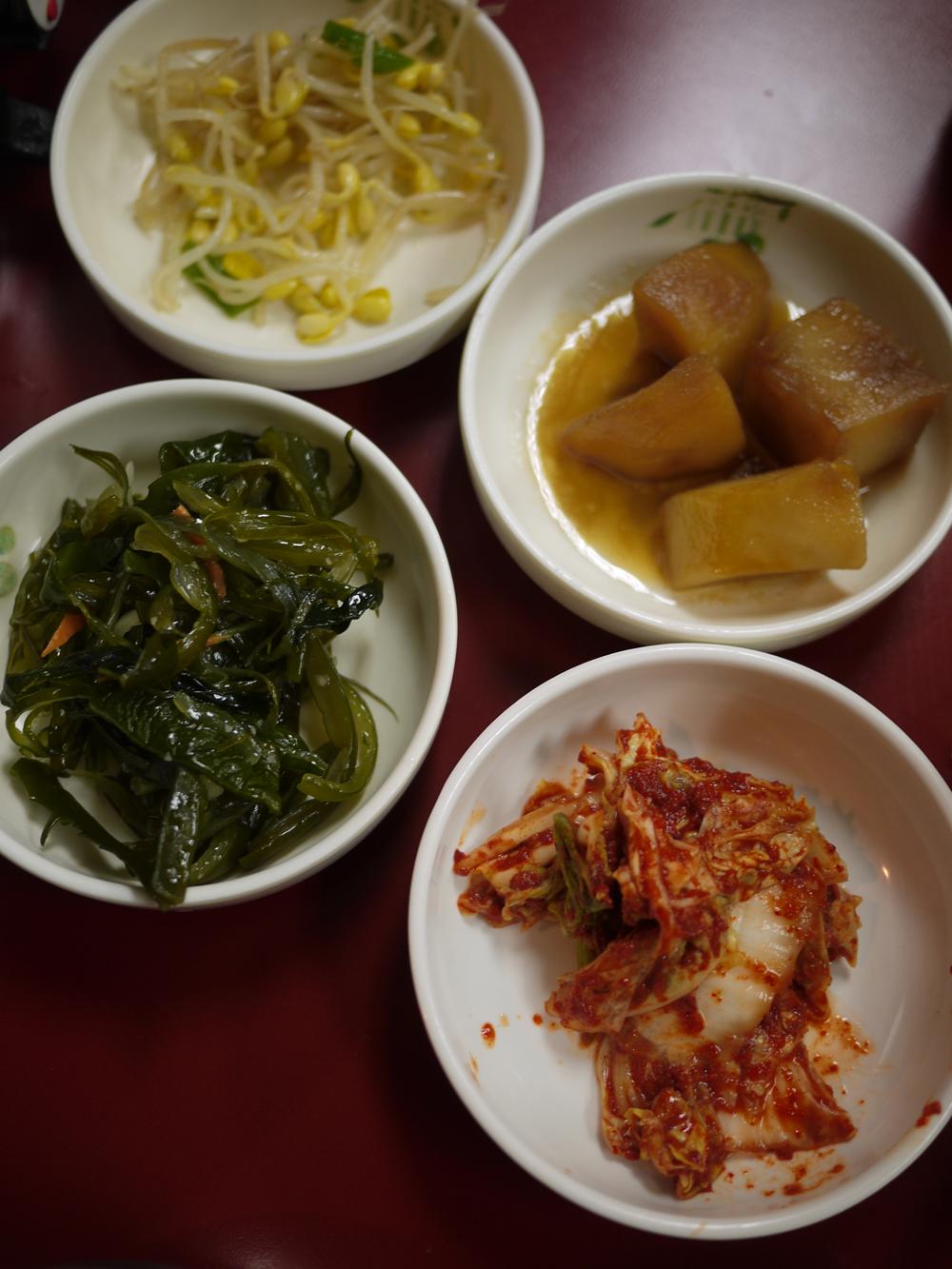 12102 km day 159 korean food in toronto. Black Bedroom Furniture Sets. Home Design Ideas