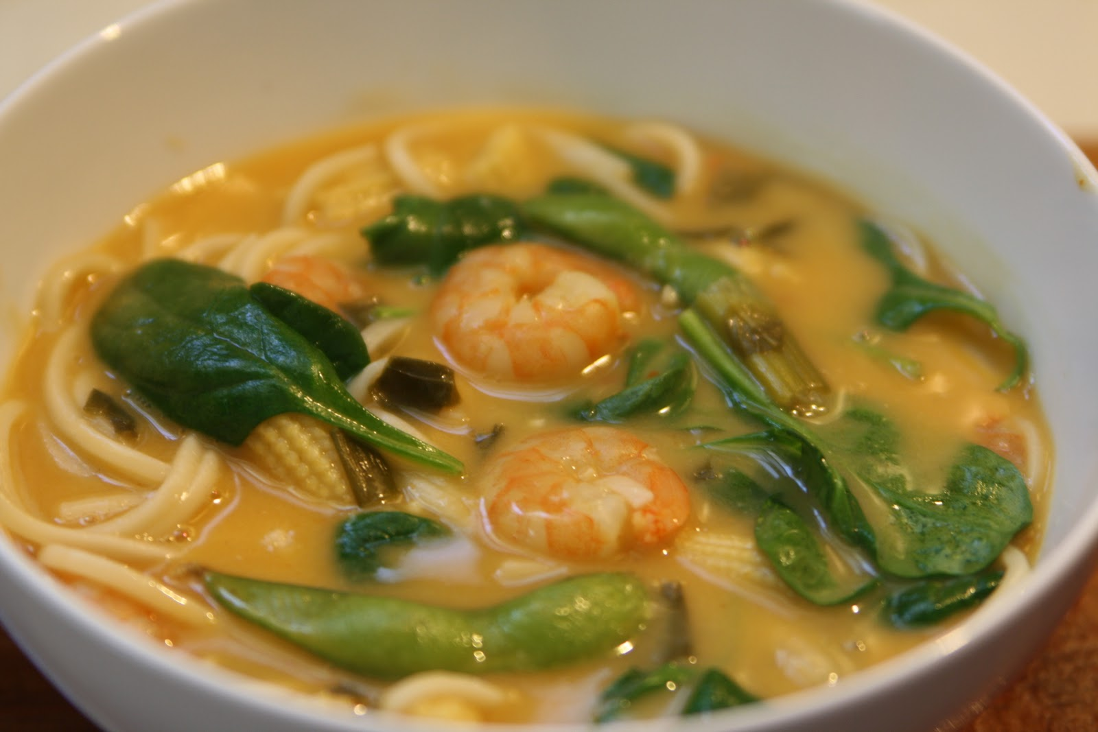 Thai Yellow Pumpkin And Seafood Curry Recipes — Dishmaps