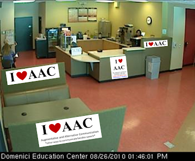 AAC Promotion Idea: Domenici Education Center, Albuquerque, NM