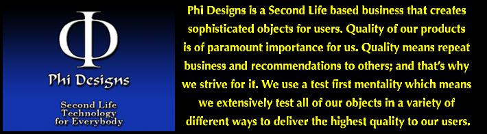 Phi Designs