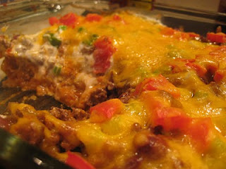 "Rachel vs. ""The Kitchen"": Fiesta Taco Casserole"