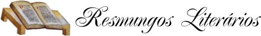 RESMUNGOS LITERÁRIOS