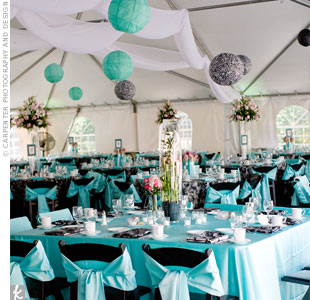 Tiffany Wedding Themes