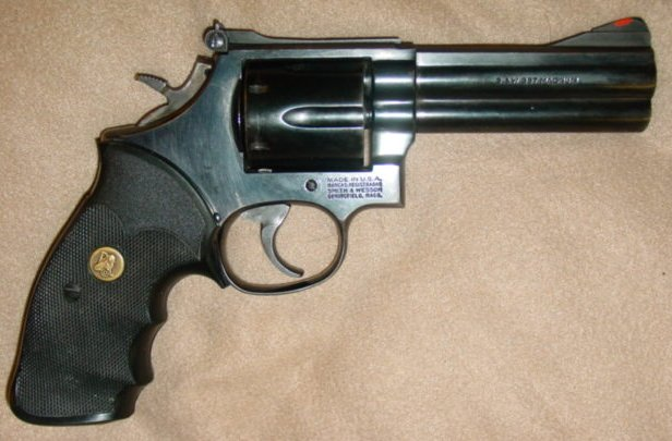 Classic Gun Review Original Model Smith And Wesson 586 357 Magnum