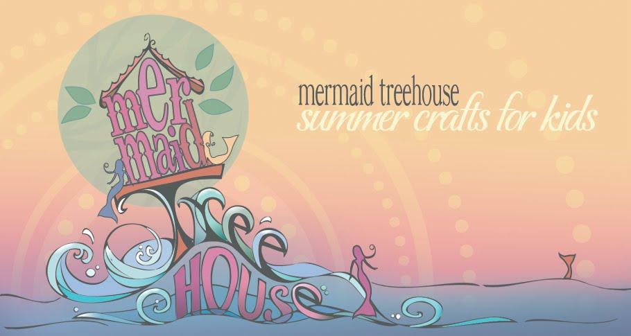 mermaid treehouse