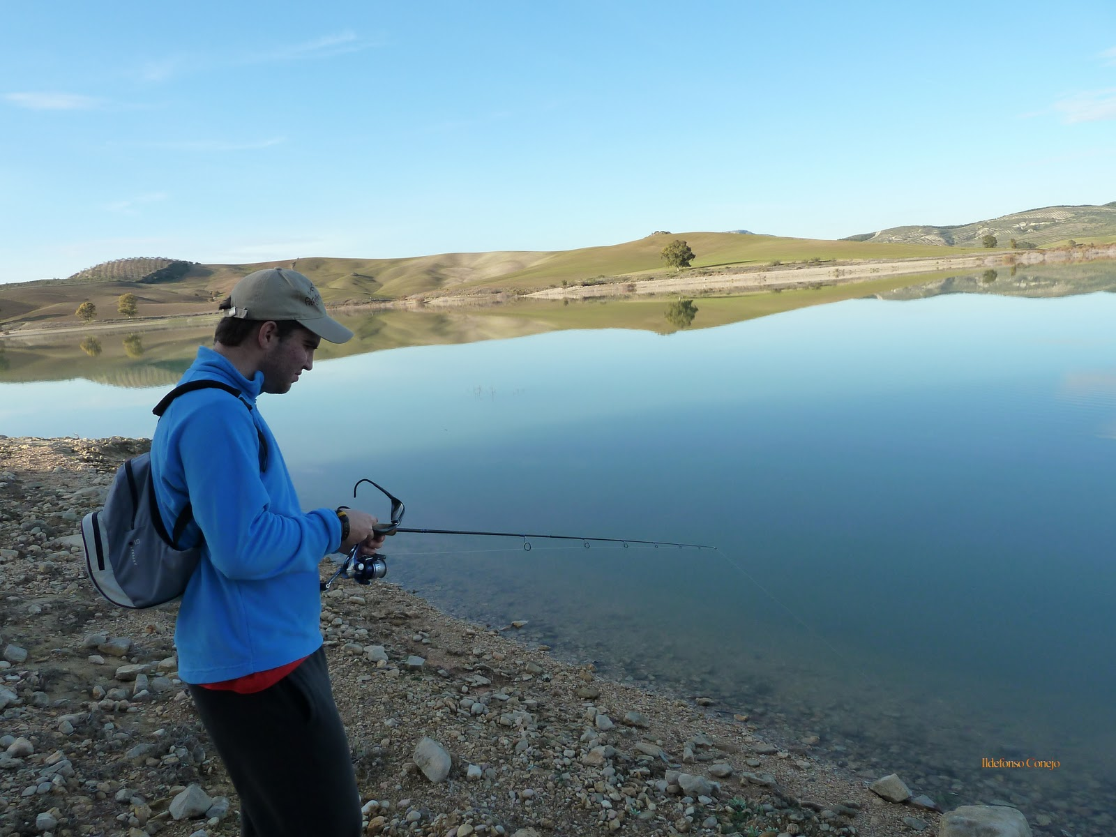 chorros redes de pesca