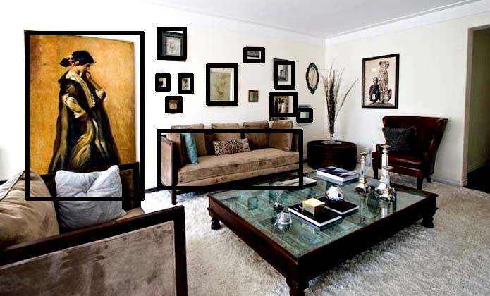 Scale and Proportion Interior Design