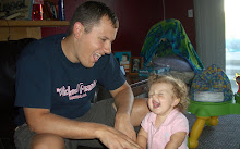 Daddy and Morgan Drummin