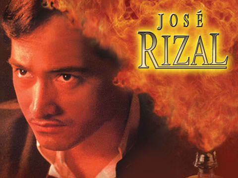 conflict in the movie jose rizal