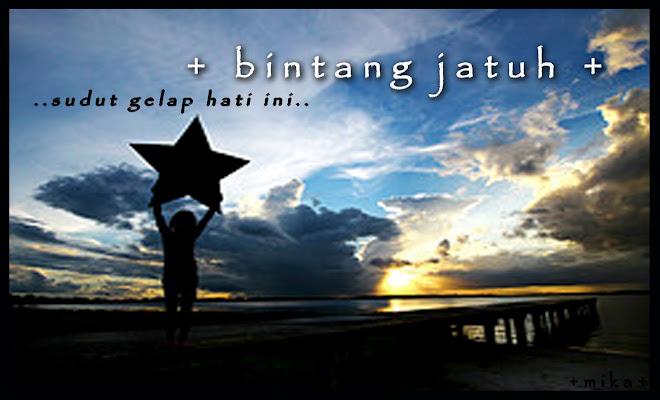 + bintang jatuh +