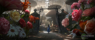 Alice in Wonderland – the trailer