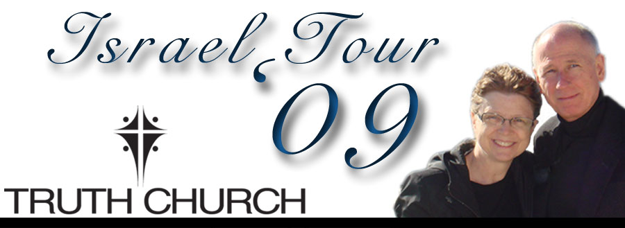 Truth Church Israel Tour