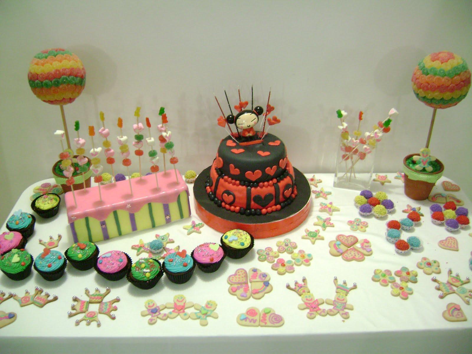 cooka bakery dulces con dise o mesa dulce de valentina