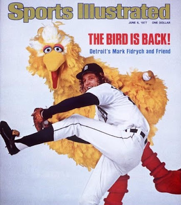 Mark Fidrych SI Cover