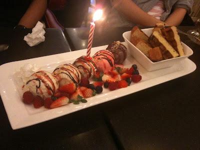 Belated post ~ Sumita's Birthday 7