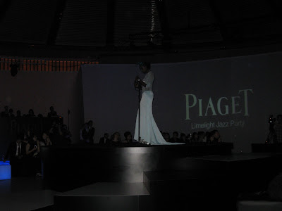 Piaget Jazz Collection Party at Capella 6