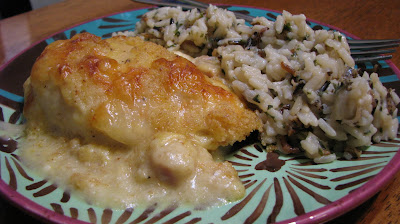 Carrie's Cooking and Recipes: Savory Chicken Breasts