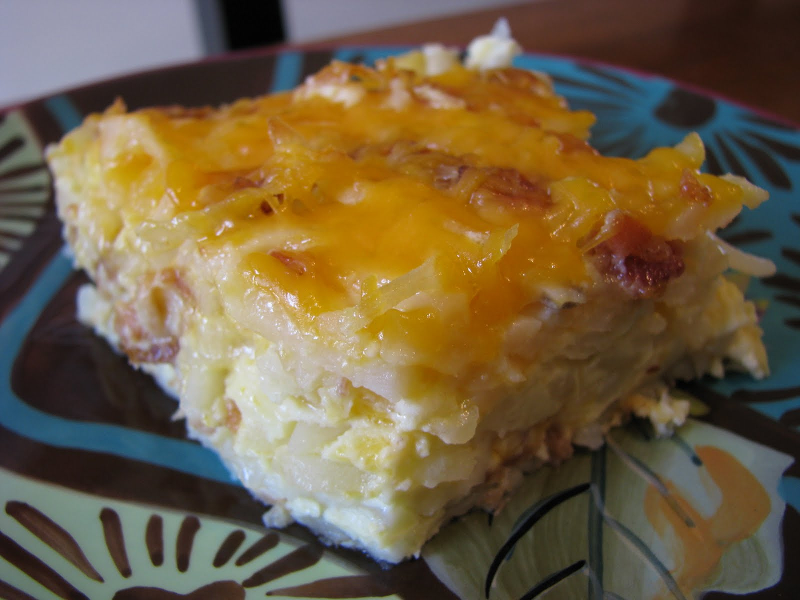 made this breakfast casserole for father s day breakfast and it was ...