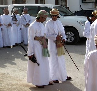 Simple Omani Dress Code