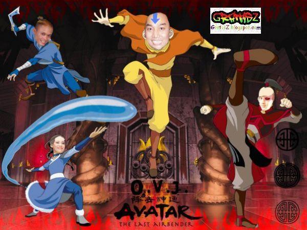 Aang Avatar Legenda Lui