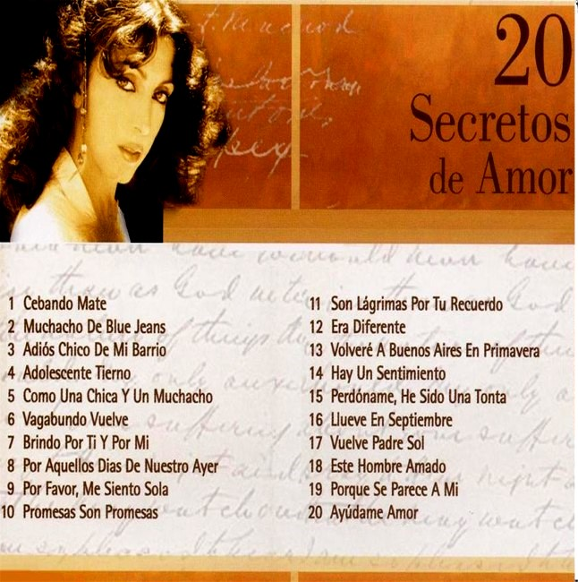 letra de la cancion amor secreto de los angeles: