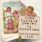 Free Vintage Images Fairy Davis