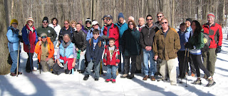 Randolph Township MCPC hikers