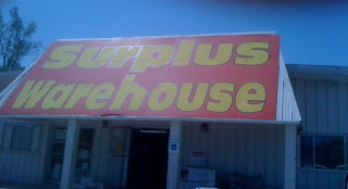 Surplus Warehouse, Springdale AK