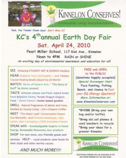 Kinnelon Conserves 4th annual Earth Day Fair