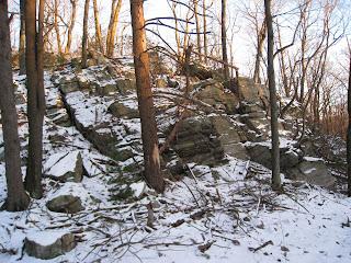 Hemlock trail palisades