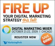 MarketingProfs Digital Marketing Mixer Discount