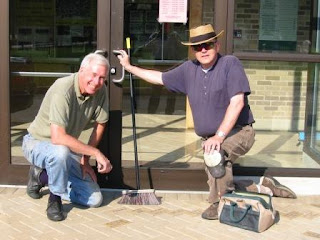 Friends of the Kinnelon Library Pavers Program