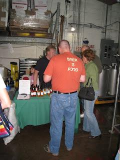 Beer is Food
