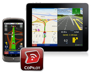 CoPilot Live, Smartphone GPS Apps & The Customer Experience