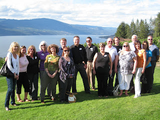 Nufloors Friends by Lake Okanagan, Kelowna, BC