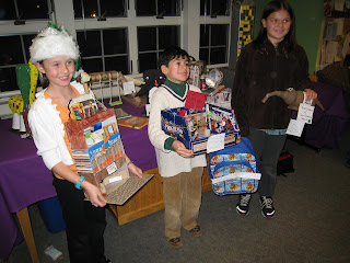 Kinnelon's 2010 Trash 2 Treasure first place winners