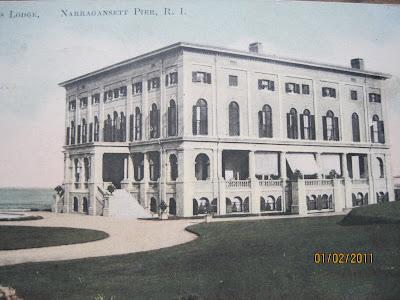 Francis Kinney's Narragansett Lodge