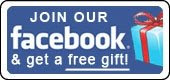 JOIN US @ FACEBOOK !! GET free gift after 1st buy !!