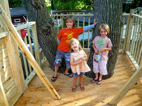 shed plans free 16x16: children's treehouse plans wooden plans